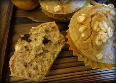 Moistilicious zesty oat muffins