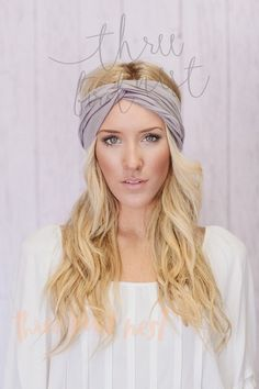 the Perfect Turban Headband