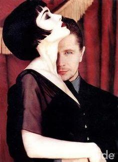 Gary Oldman and Winona Ryder in Bram Stoker's Dracula