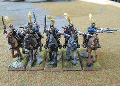 Warhammer - Empire Pistoliers