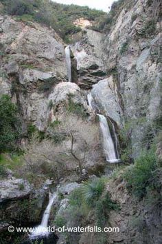 Our Top 10 Best Southern California Waterfalls List consists of the favorites that we've personally visited in our own backyard.  It's sure to change as we continue to collect more falls.