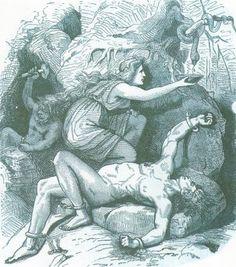 Norse God Loki | Loki And Thor Brothers Norse Mythology