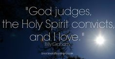 Billy Graham, Holy Spirit, Christian Facebook, Neon Signs, God, My Love, Quotes, Holy Ghost, Dios