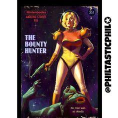Witcher, Zelda, Metroid, BioShock, And More Games as Pulp Fiction Arte Do Pulp Fiction, Pulp Fiction Kunst, Pulp Fiction Book, Pulp Novel, Literary Fiction, Arte Sci Fi, Sci Fi Kunst, Science Fiction Kunst, Serpieri