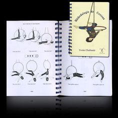Firetoys - Aerial Ring Methodology Book