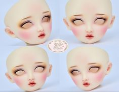 Cosmetics, Dolls, Face, Baby Dolls, Puppet, Doll, The Face, Faces, Baby