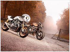 Yamaha XJR1300 'Eau Rouge' by Deus ExMachina - Pipeburn - Purveyors of Classic Motorcycles, Cafe Racers & Custom motorbikes