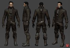 3d concept done in 2010 in Zbrush 3.1 (there was no special hard edge brushes back then)