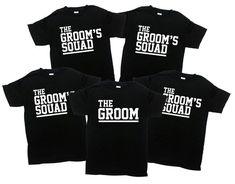 Groom T Shirt Bachelor Party Shirts Groomsmen TShirts Stag   Etsy