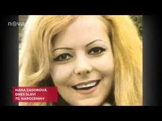 Hana Zagorová 70. narozeniny - reportáž TV Nova