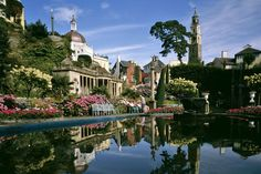 Portmeirion, Wales - wonderful place to visit :)