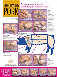 bc45701048435f612d9c67b98d951855 porky pie goat meat what good is a pig? cuts of pork, nose to tail pinterest diagram