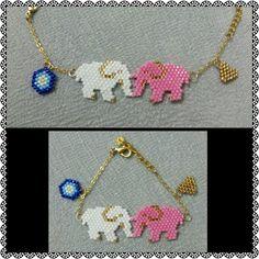 Beaded Earrings, Beaded Jewelry, Crochet Earrings, Handmade Jewelry, Beaded Bracelets, Beading Patterns Free, Peyote Patterns, Weird Jewelry, Beaded Animals