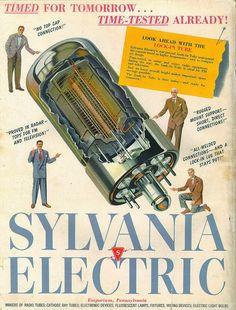 Sylvania Tube advisement