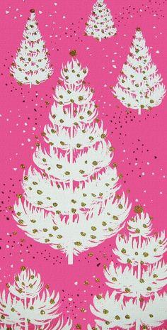 Midcentury Christmas Card
