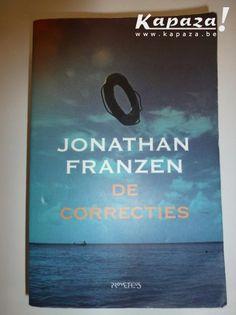 19 juli 2016  Jonathan Franzen - De correcties