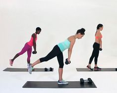 21 Days to Fit and Lean: Three-Week Workout Plan | Women's Health Magazine
