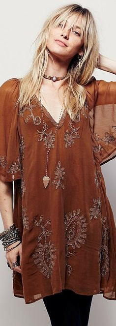 High Fashion Summer Outfits for 2019 ╰☆╮Boho chic bohemian boho style hippy hippie chic bohème vibe gypsy fashion indie folk the . ╰☆╮╰☆╮Boho chic bohemian boho style hippy hippie chic bohème vibe gypsy fashion indie folk the . Style Hippy, Style Boho, Gypsy Style, Boho Gypsy, Trendy Style, Gypsy Chic, Hippie Style Summer, Winter Hippie, Bohemian Summer