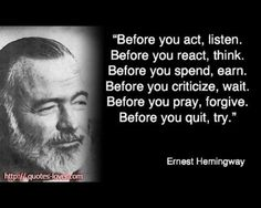 Ernest Hemingway Wallpaper Viewing Gallery 1280x1024PX ~ Google ...