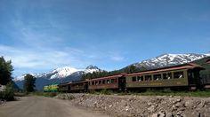 Skagway, Alaska (white pass train)
