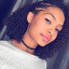 More The post Ready, Set, Curl Action! Pelo Natural, Natural Hair Tips, Natural Hair Inspiration, Natural Hair Styles, Natural Curls, Pelo Afro, Afro Hairstyles, Natural Curly Hairstyles, Cornrows Natural Hair