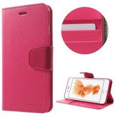 iPhone 7 plus pinkki puhelinlompakko.