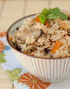 Takikomi Gohan, Japanese Mixed Rice #japanese #recipes