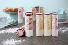DOMECA Powdered Sugars on Packaging of the World - Creative Package Design Gallery