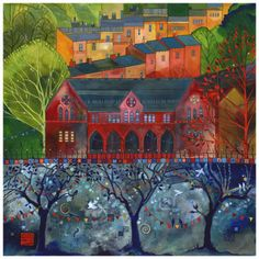 Hand Finished Prints- Kate Lycett