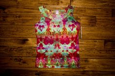 Tie Dye Woman's  T Medium by MaddysToDyeFor on Etsy