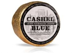 - Cashel Blue - Irish Farmhouse Cheese. Some of the best cheese!