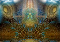 Heal The Mind by Craig Hitchens - Spiritual Digital Art
