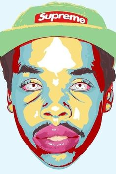 For the supreme fans, Earl Sweatshirt