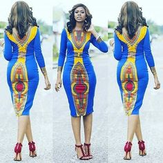 Autumn Dashiki Dress For Women Long Sleeve Sexy African Print Indian Dresses Plus Size Party Bodycon Boho Vintage Robe Longue African Dresses For Women, African Print Dresses, African Attire, African Wear, African Fashion Dresses, African Women, Indian Dresses, African Style, Bohemian Dresses