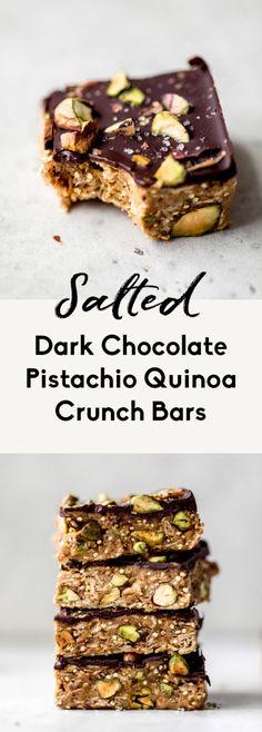 Vegan Chocolate Bars, Chocolate Topping, Dairy Free Chocolate, Chocolate Crunch, Healthy Treats, Healthy Desserts, Healthy Baking, Healthy Nutrition, Vegan Treats