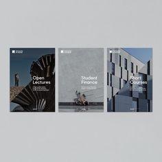 3,643 vind-ik-leuks, 14 reacties - The Brand Identity (@thebrandidentity) op Instagram: 'University of Suffolk by @onlystudiouk - Read our interview with Only on  www.the-brandidentity.com…'