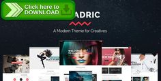 [ThemeForest]Free nulled download Quadric - A Modern Theme for Creatives from http://zippyfile.download/f.php?id=27075 Tags: agency, animation, art, business, colorful, creative, design, gaming, modern, multipurpose, photography, portfolio, professional, responsive, shop