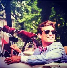 "dresswellbro: ""-Men's Fashion Inspiration -Hugo Boss Scarf Giveaway Contest! """