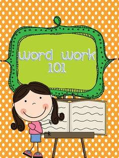 In this packet you will find 10 different working with words activity sheets that can be used during Daily 5 word work time. My kids love using the...