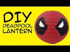 It's Time For Some DIY Deadpool Room Decor - Crafty McFangirl