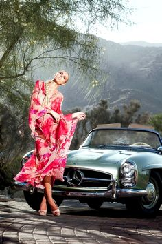1957 Mercedes-Benz 300SL Roadster US | R198 | Sport Leicht or Sport Light | 2nd Benz SL-Klasse Grand Tourer Convertible | US Specs Headlights | 3.0L Straight 6215hp | Top Speed 250 kph 155 mph | 1858 units were produced between 1957 - 1963 | Cabriolet - Roadster, Soft - Top, Hard - Top