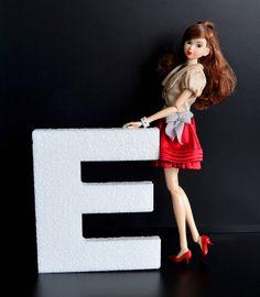 """""""E"""" for Escort Me"""