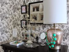 Make your house a home with these home decorating & remodeling ideas, organizing tips & DIY projects. Visit our new article section for trending Home stories. Jewelry Organization, Organization Hacks, Organizing, Jewellery Display, Life Hacks, Gallery Wall, Diy Projects, Frame, House