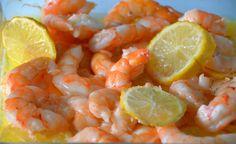 Buttery Italian Lemon Shrimp