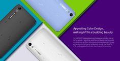 Mola: HomTom HT16, un smartphone económico para los más jóvenes