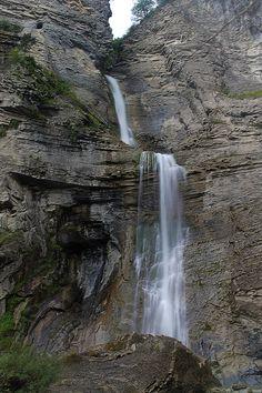 Cascada de Sorrosal II by Miguel Fernandez Romero on 500px