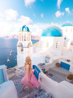Santorini Vacation, Santorini Hotels, Greece Vacation, Greece Itinerary, Greece Travel, Greece Trip, Best Instagram Photos, Unique Hotels, Stunning View