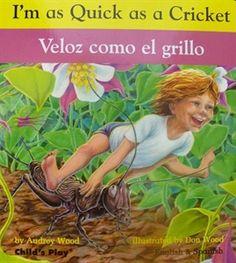 Dual language children book