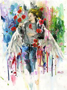 Kurt by lora-zombie