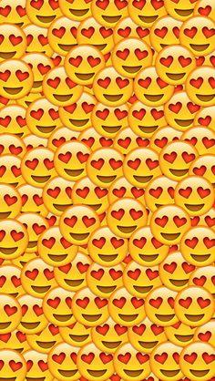 Emoji enamorado wallpaper
